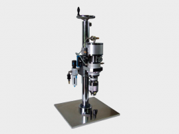 CLAMPING SUBMACHINE FOR VALVES 1""