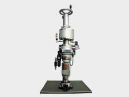 CLAMPING SUBMACHINE FOR VALVES